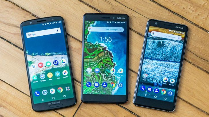 best budget android phone
