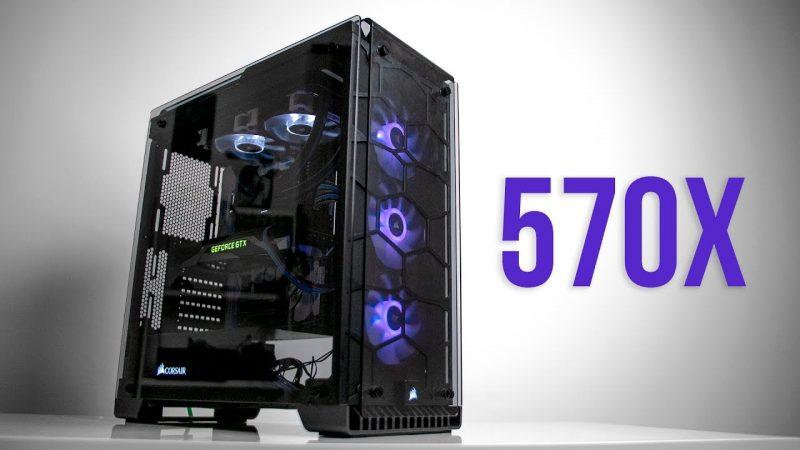 gaming pc case