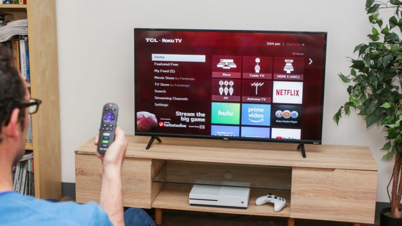 cheap smart tv